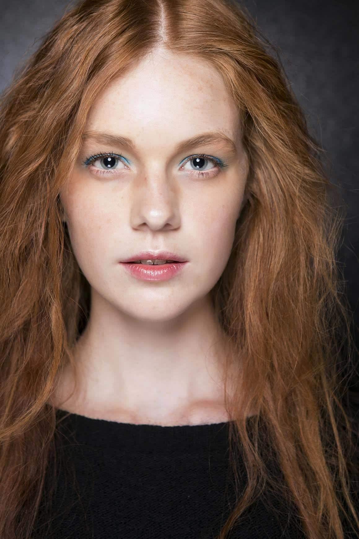 Interesting Model Ideas For strawberry Blond Hair