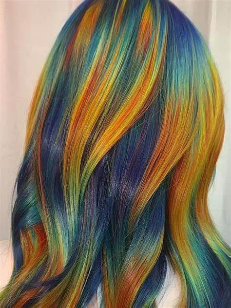 Sunflower Hair Color – Beautiful Hairstyles