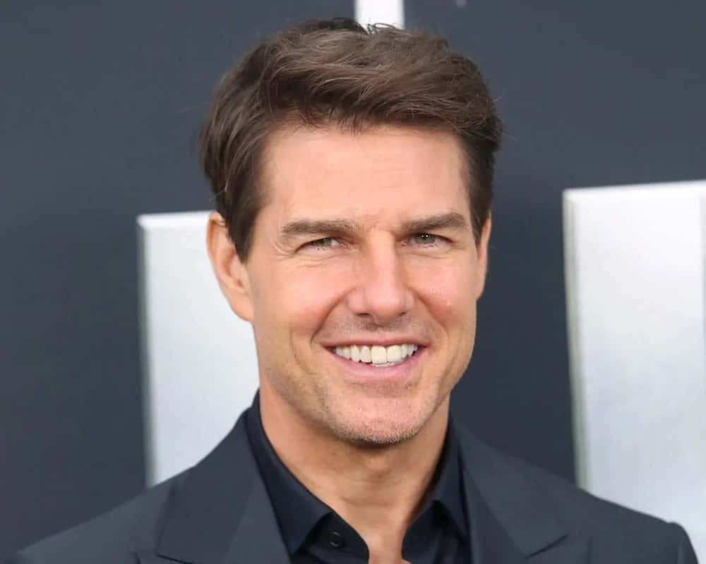 Cut That Like a Celebrity – Tom Cruise Haircut Style