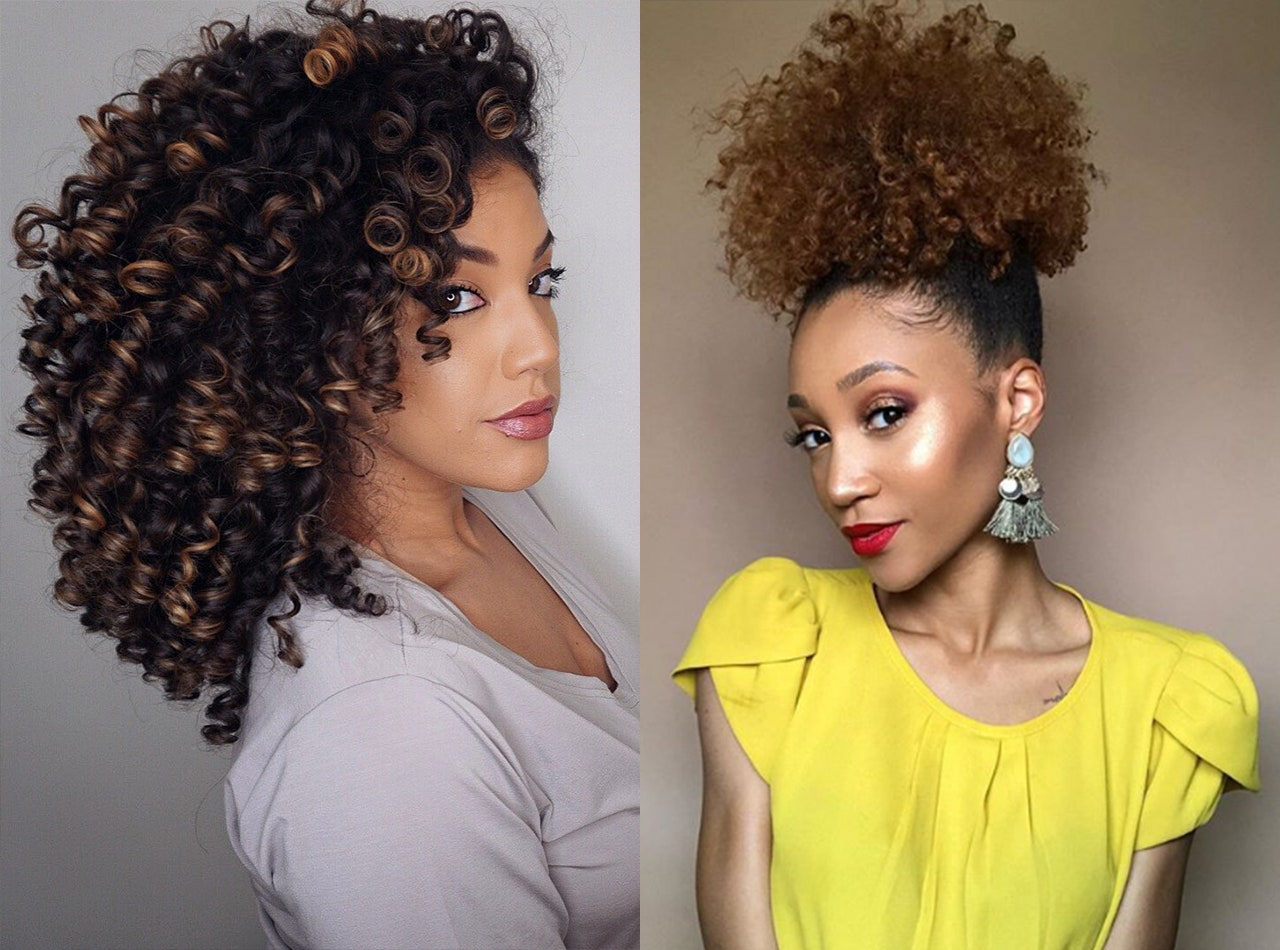Latest Design – Transitioning Hairstyles