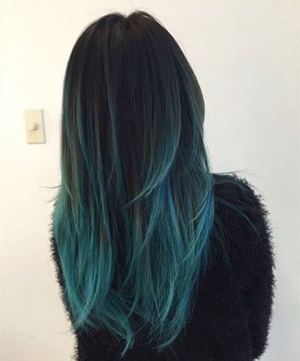 Modern Design Ideas For Turquoise Hair Color