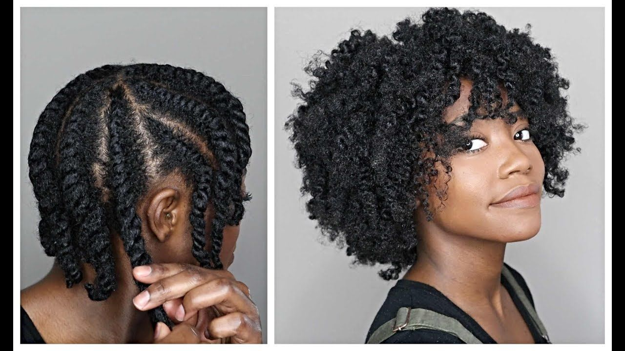 How To Twist Out Hair Into Some Beautiful Hairstyles