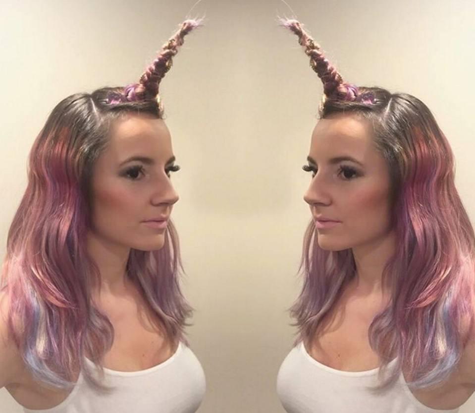 Unicorn haircut – Latest hair Design