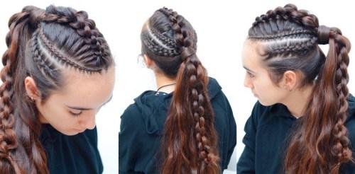 Viking Hair Braids – A Unique Style For Women