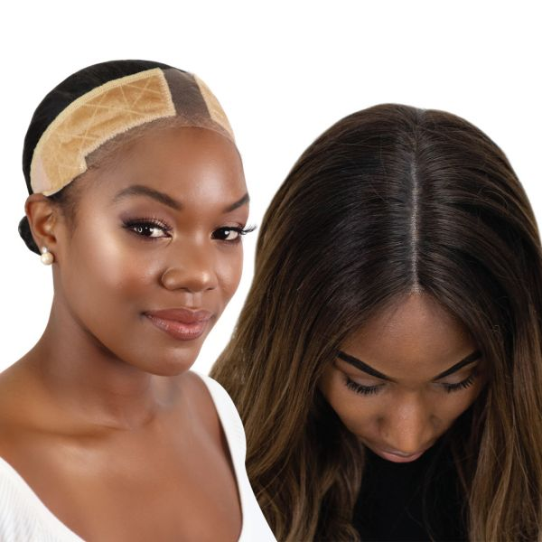 Three Model Ideas – Using a Wig Grip Band For That Style