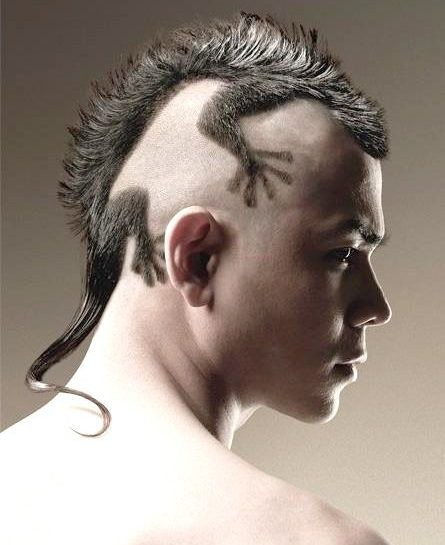 Famous Design Wild Thing Haircut