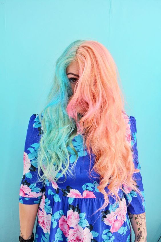 The Latest 2 Hair Color Trends