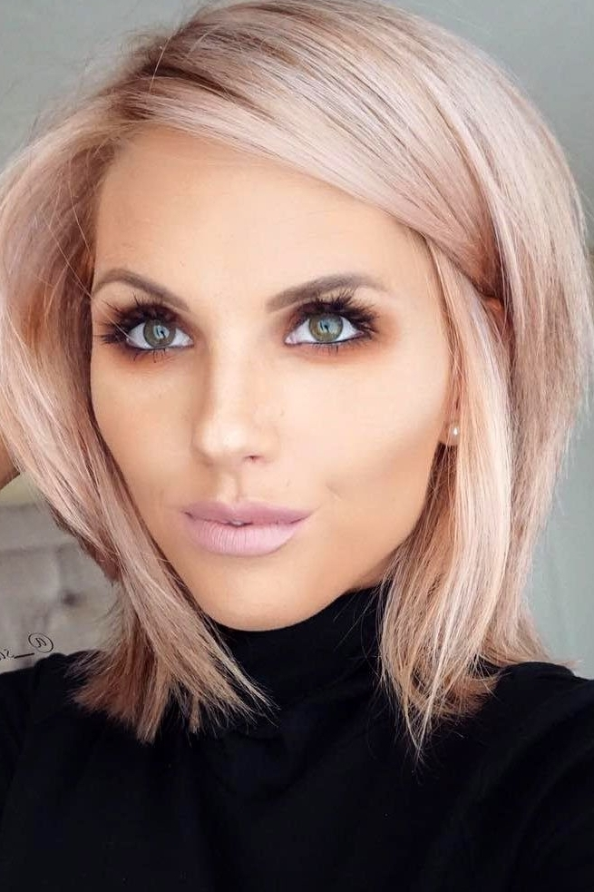 The Best 2019 Haircuts Styles For female