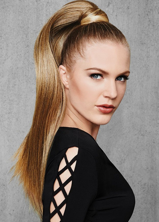 Beautiful Styles For 24 Inch Hair for Women