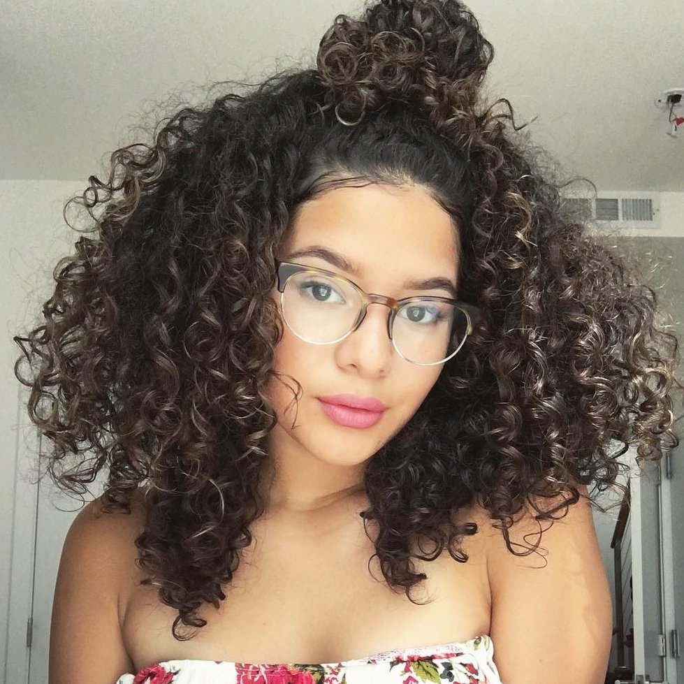 Choosing Model Ideas For People With 2c Hair Type