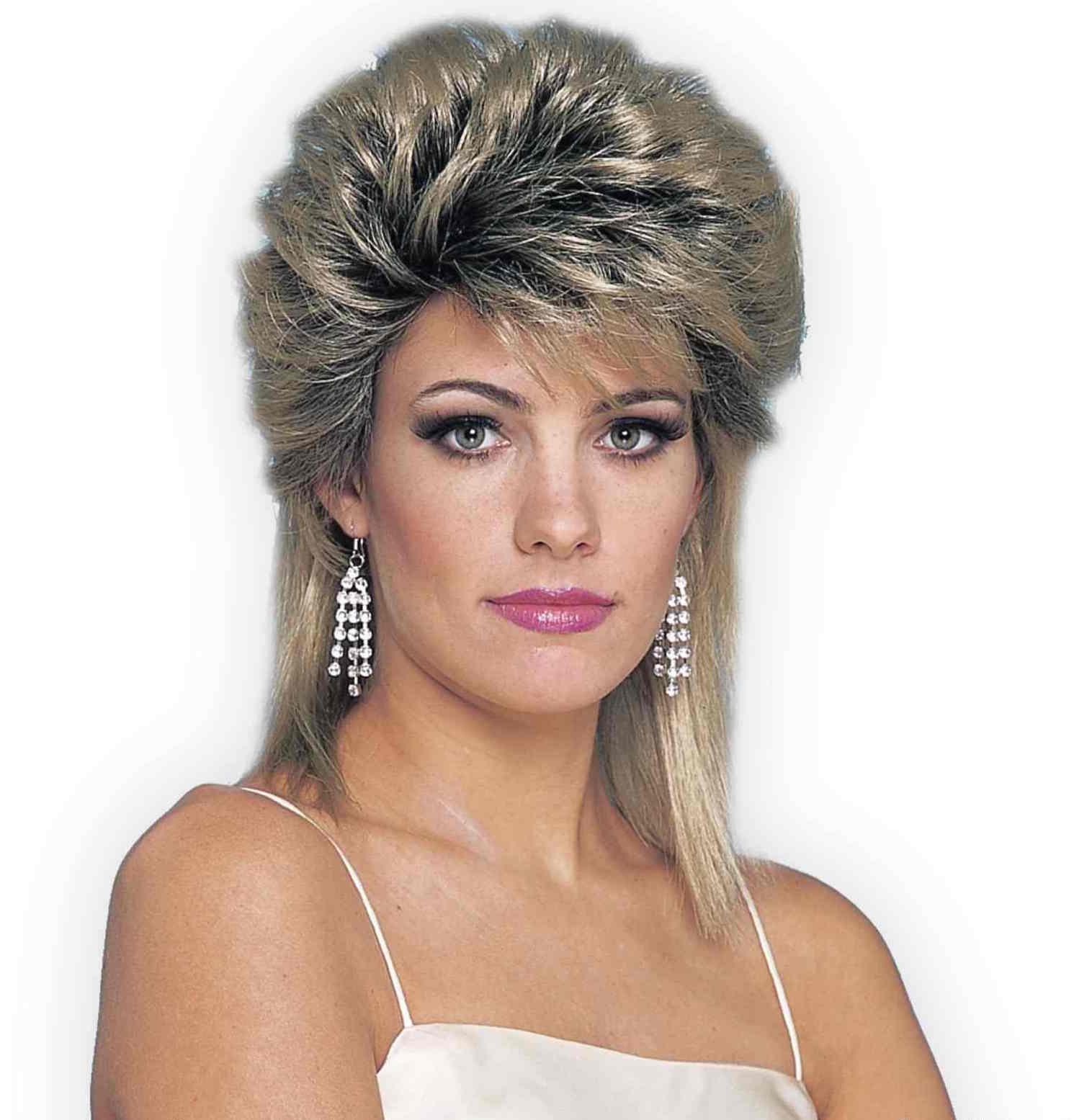 80s Womens Hair Design – 5 Great 80s Design Ideas