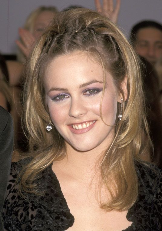 Huge part of the 90s Hairstyles Women