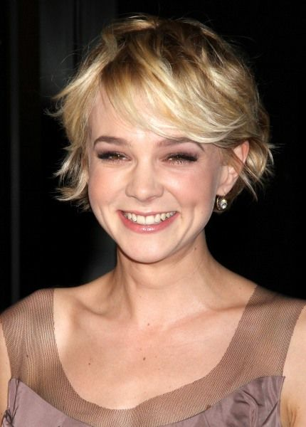 Inspiration for Actresses With Short Hair