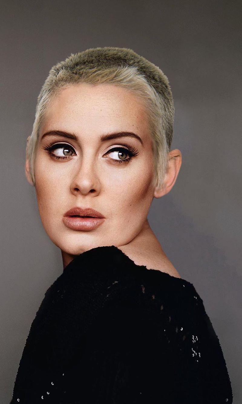 Adele Hair Cut Ideas