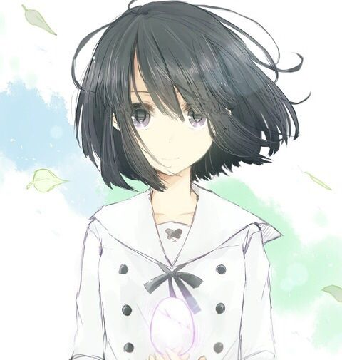 Anime Short Hair Design Ideas