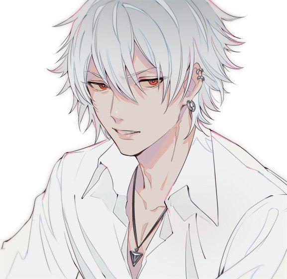 Anime White Hair Designs – Cute Styles For Anime Fans