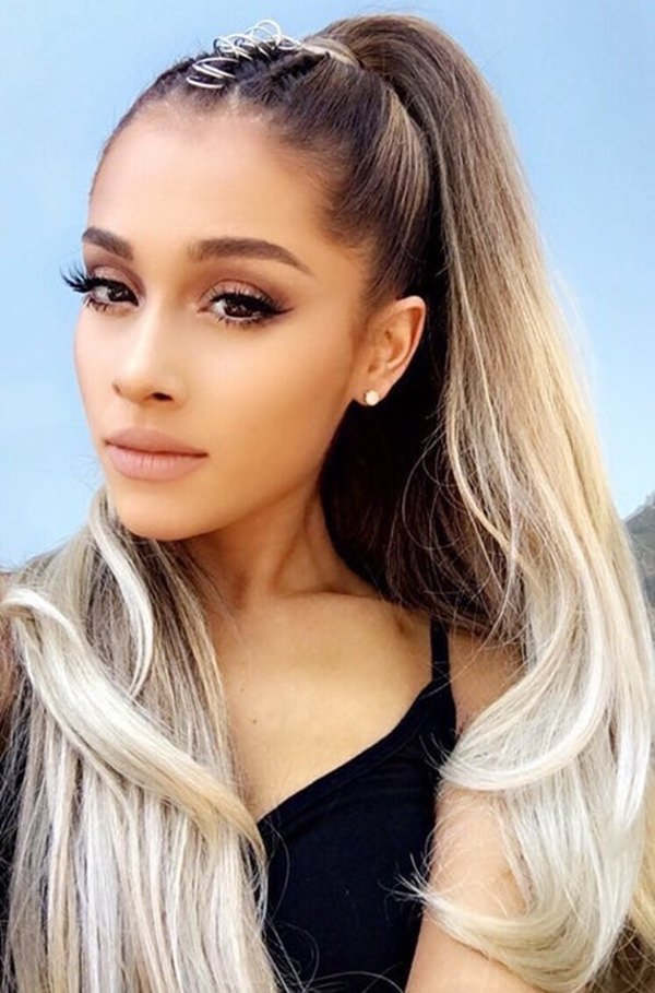 Latest Design – A Review of Ariana Grande Hairstyles
