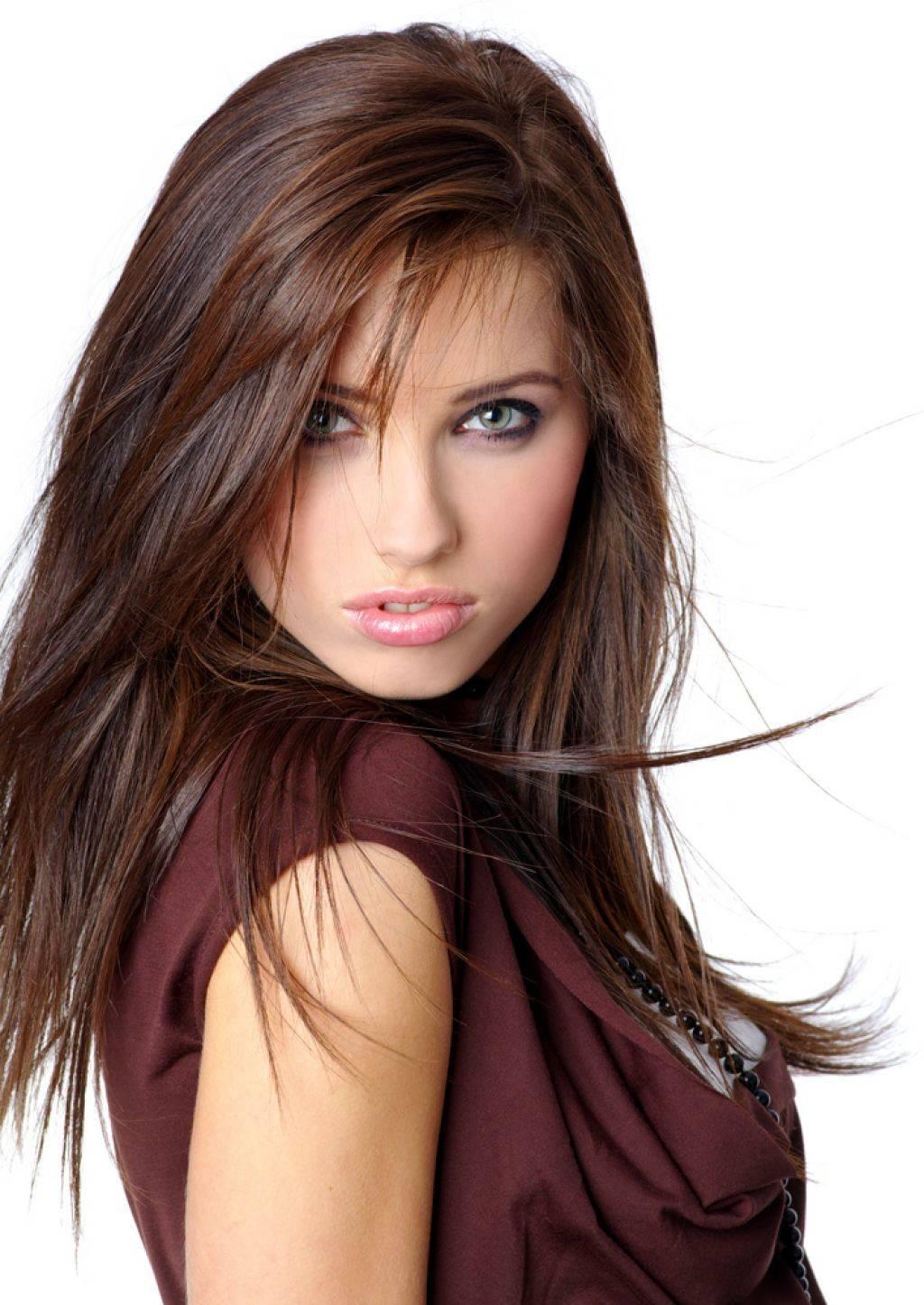 Auburn Brown Hair Color – Latest Design Trend