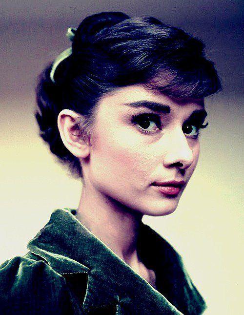 Audrey Hepburn's Short Hair Most Famous Short Styles