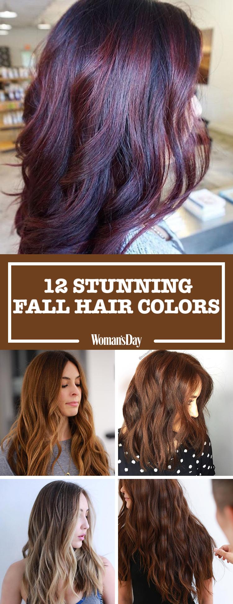 Autumn Hair Color Ideas For Black Women