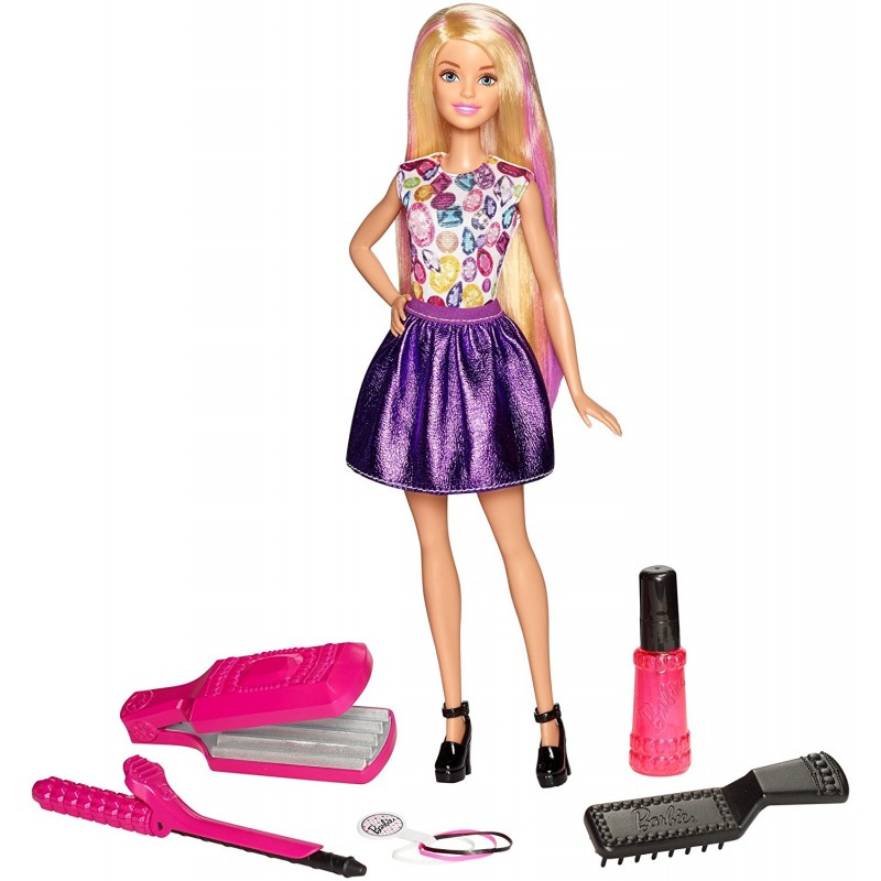 Beautiful Styles For Barbie Hair Dolls