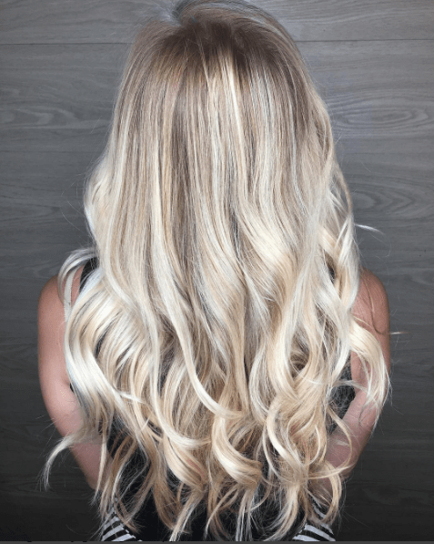 What Is the Latest Style for Beach Blond Hair?