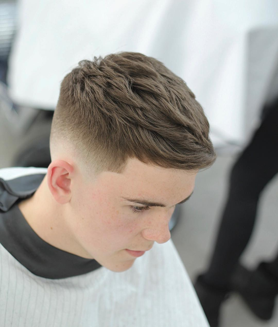 The Best Fade Haircut For Men