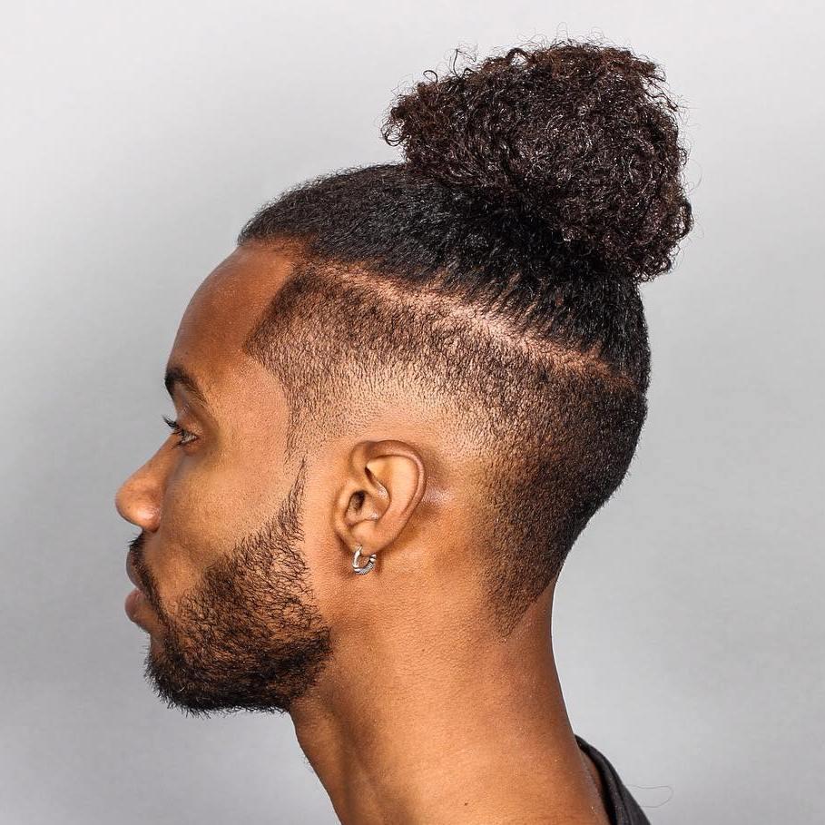 Design Ideas For Black Men Long Hairstyles
