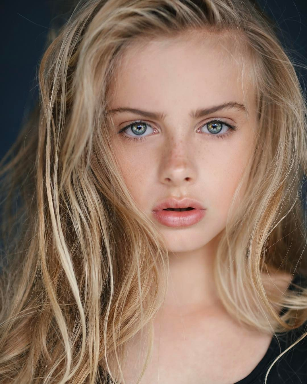How To Make A blonde Hair Blue Eyes Girl Even More Endearing