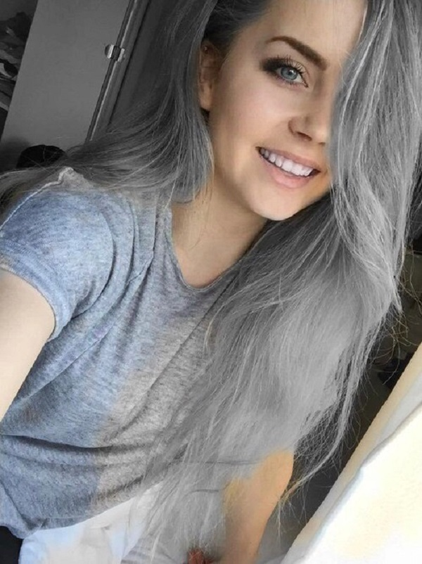 Top 3 Most Popular Styles For Blue Gray Hair
