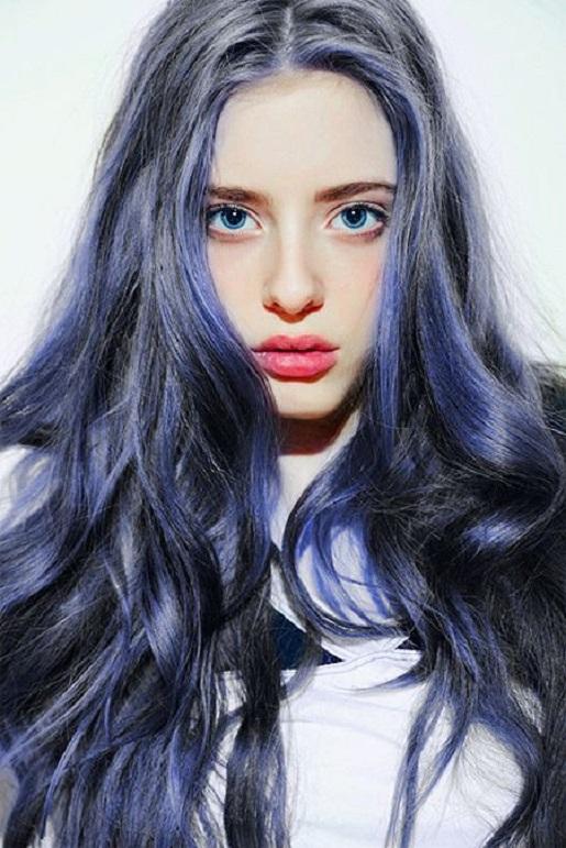 Blue Grey Hair – Latest Style