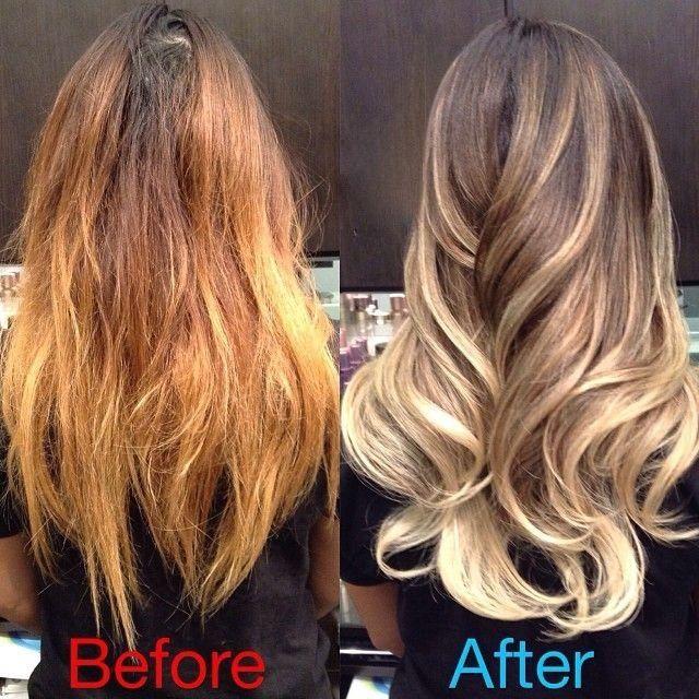 Blue Toner For Orange Hair – A Popular Hair Color for Women
