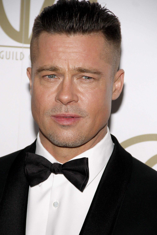 Best Brad Pitt Hairstyles Trend