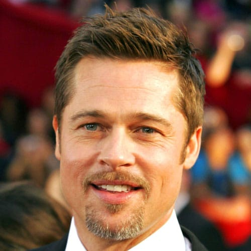 Brad Pitt Short Hair – How to Get That Hollywood Look