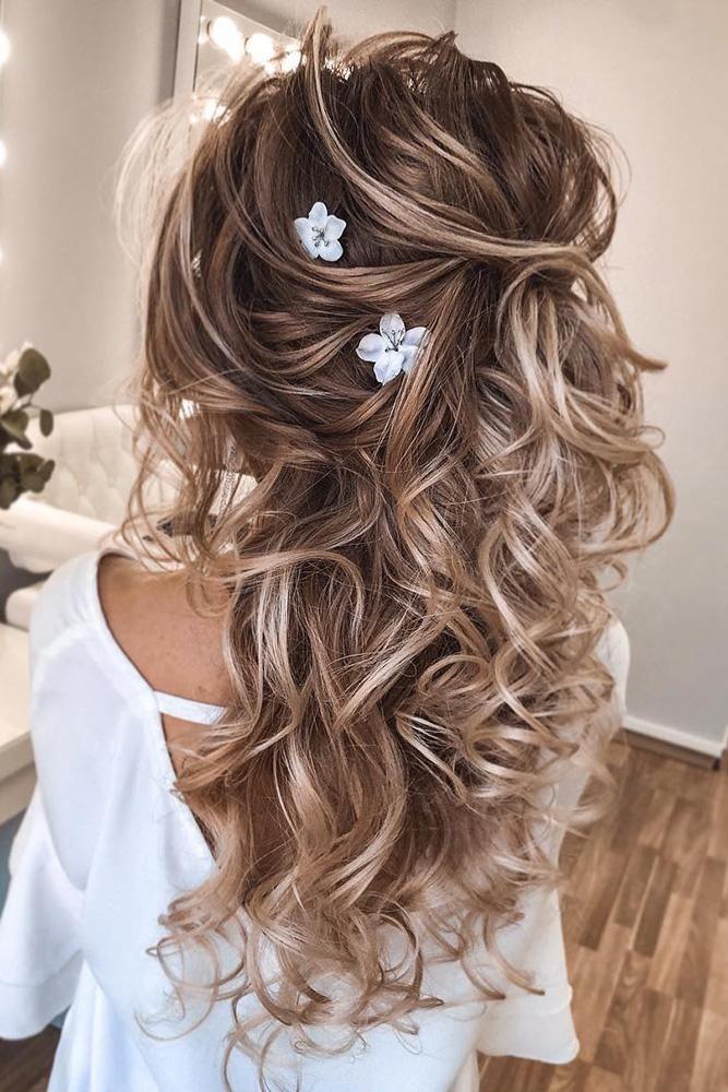 Beautiful Bride Hair Styles Designs