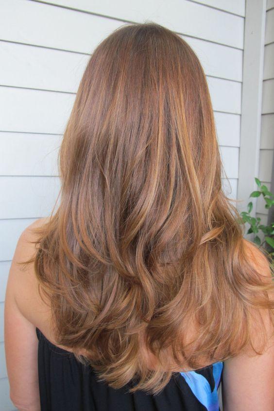 Caramel Honey Blonde Hair Style Style Ideas