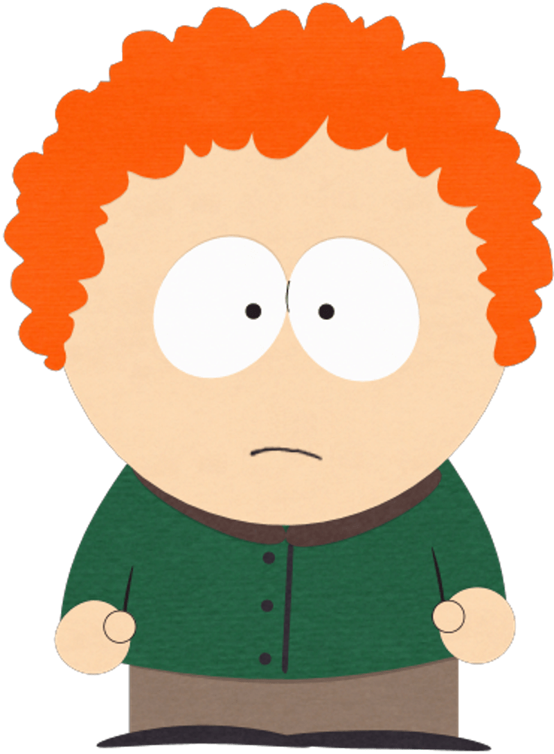 Create a New Look With Cartoon Characters With Orange Hair