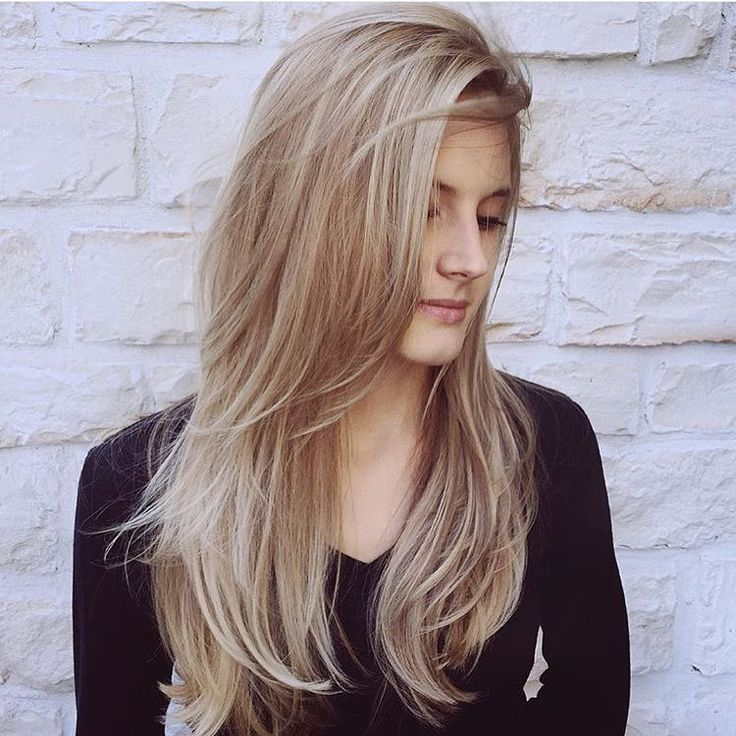 Exciting Champagne Hair Color Ideas
