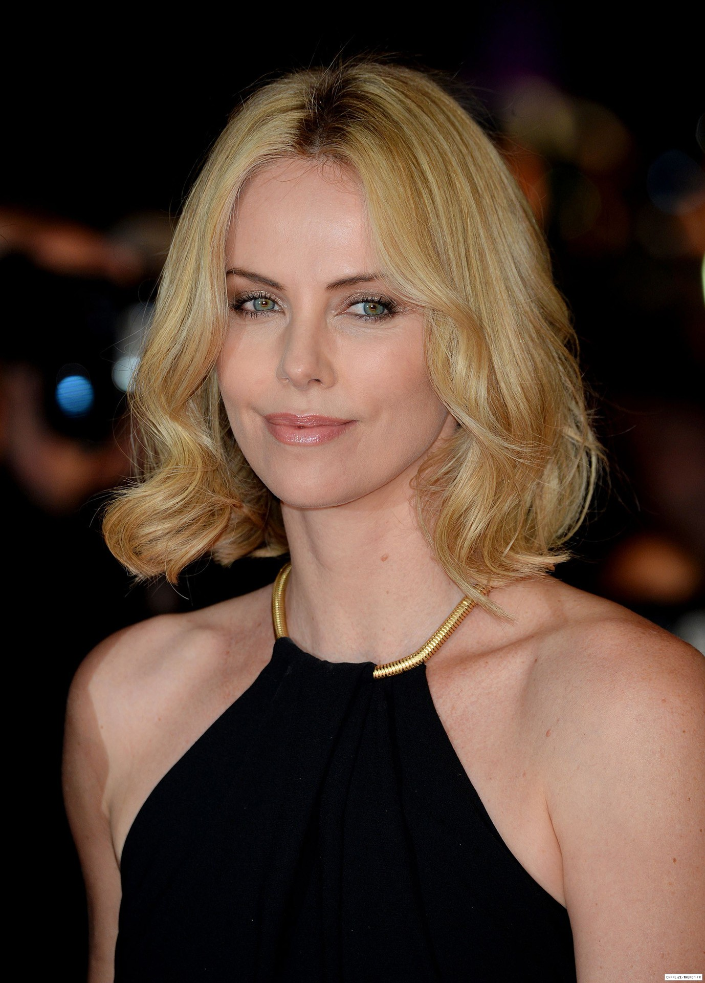 Charlize Theron Hair Model Ideas