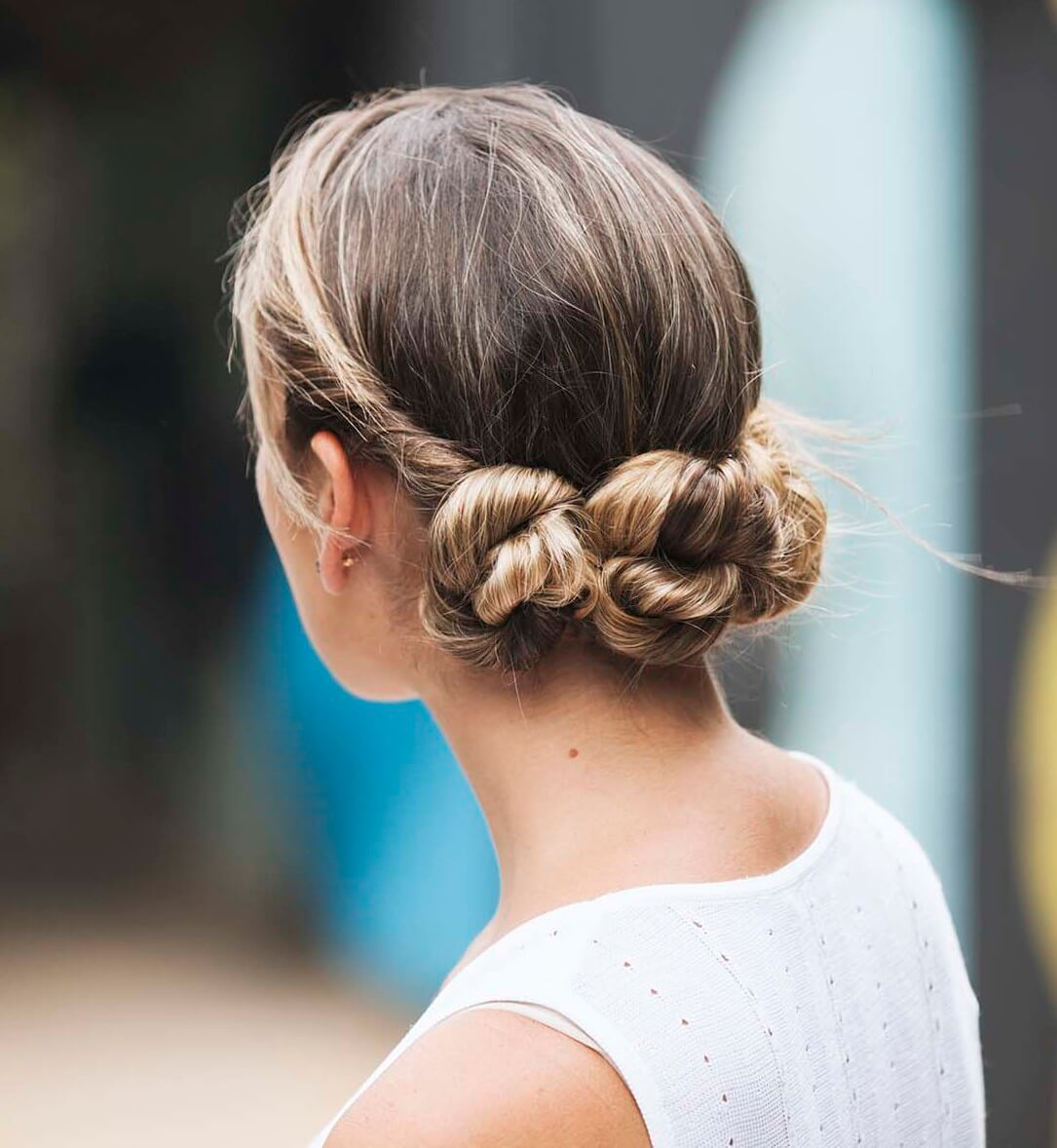 Hair How to Create a Chic Chignon Hairstyle For Fall