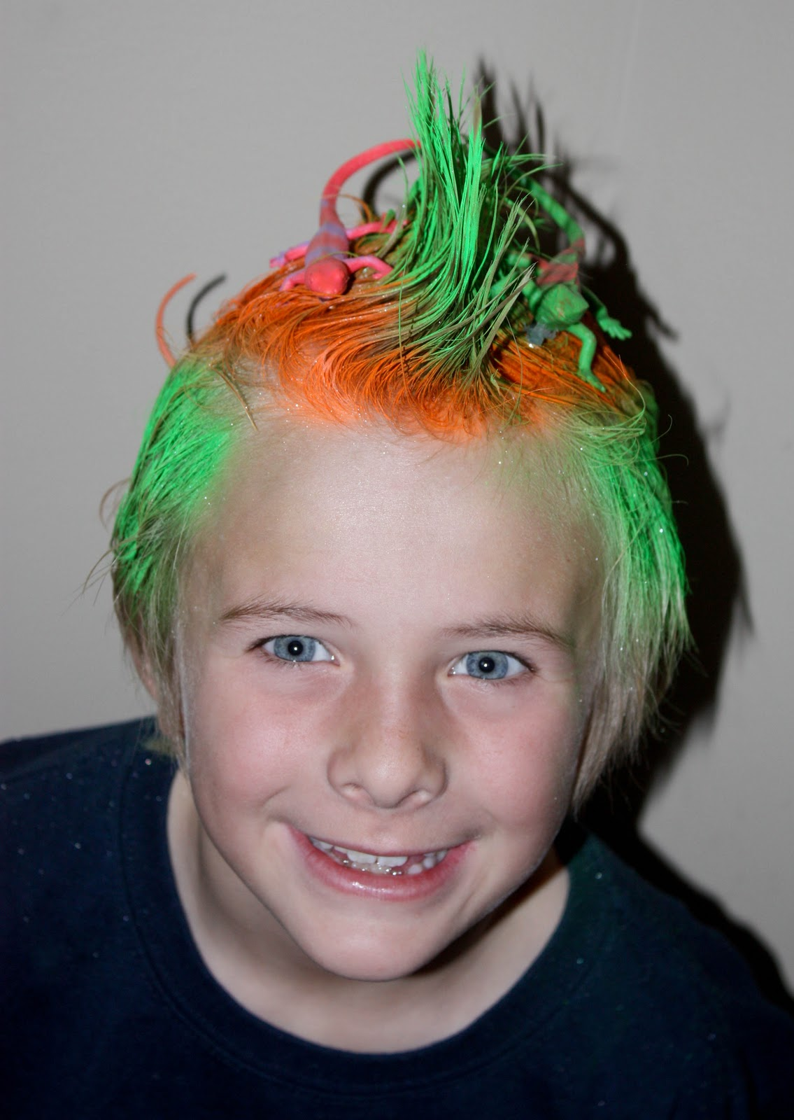 Some of Your Favorite Crazy Hairstyles