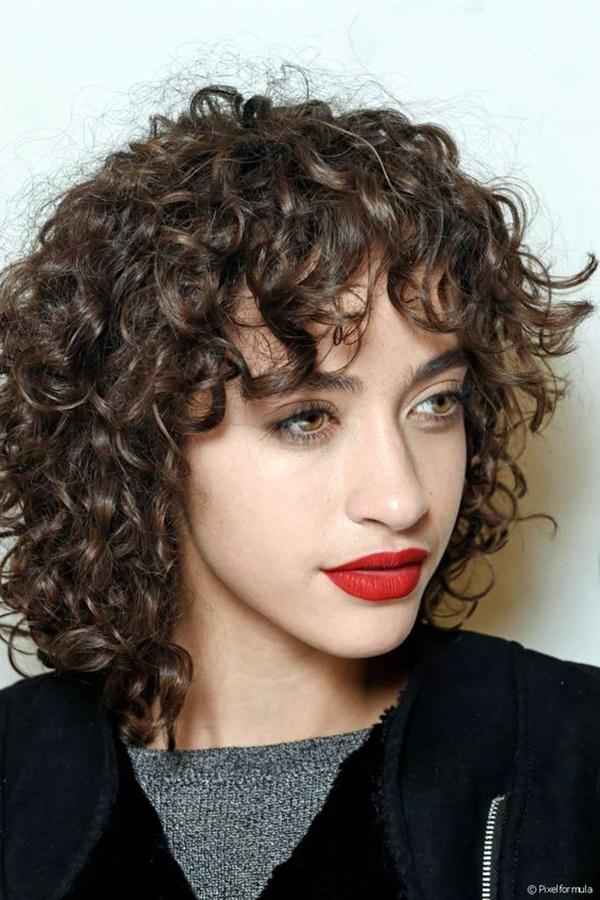 Modern Design Ideas For Curly Hair