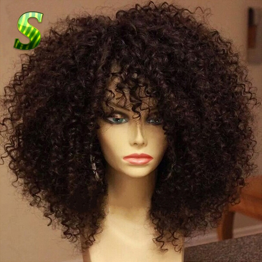 Curly Hair Wig – Perfect For Women With Curly Hair