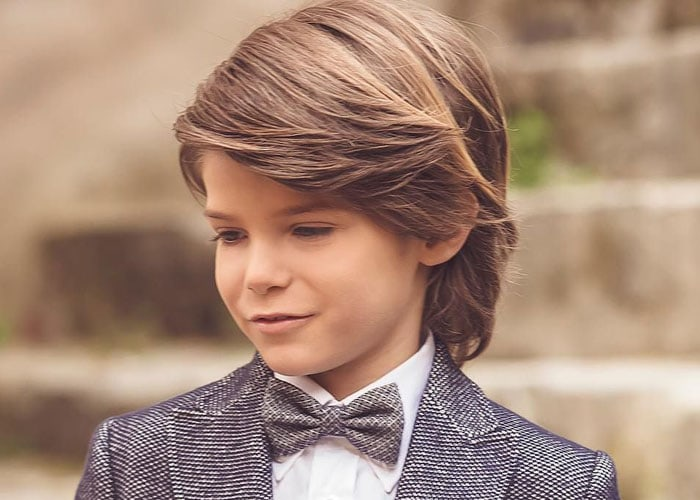 Cute Boy Hairstyles For Boys Who Love To Lay Bare Their Hair