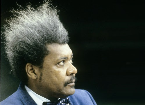 Don King is a classic Hair example