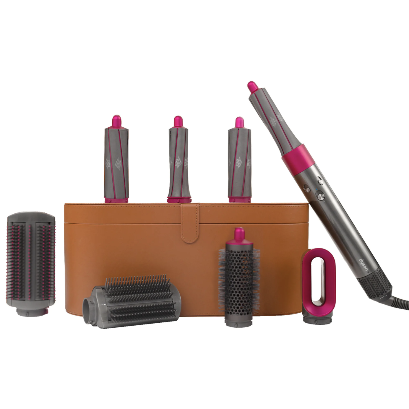 Beautiful Styles With The Dyson Hair Set