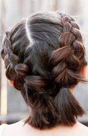 Awesome Easy Updos For Short Hair