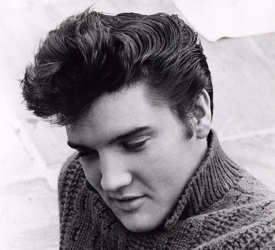 5 Most Beautiful Styles – Elvis Presley Hair