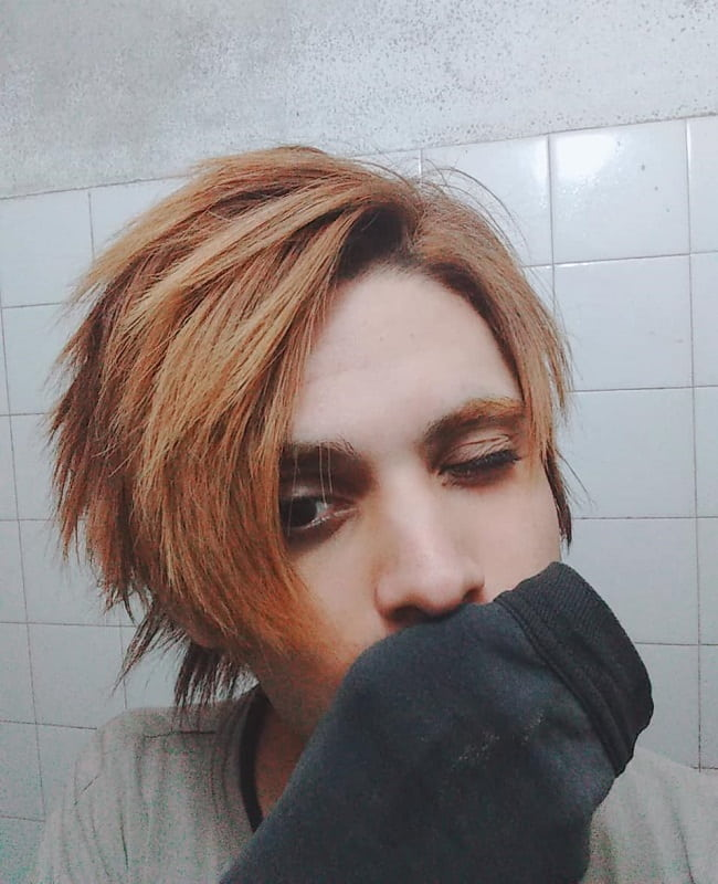 The Latest Style for Emo Boy Hair