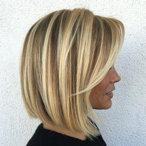 How to Apply Fine Hair Layered Bob Styles For Summer